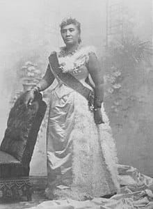 Aloha ʻoe リリウオカラニ女王に思いを馳せる。