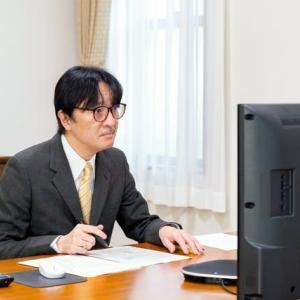 秋篠宮皇嗣殿下、済生会病院とオンラインでやり取り