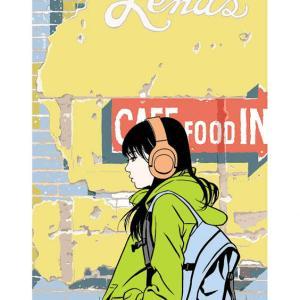 【漫画家】江口寿史の美人画集「彼女」発売 女性イラストのみ350点以上
