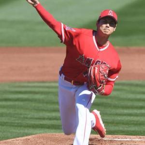 【MLB】年俸調停中のエンゼルス・大谷 米球界は完成しない「二刀流」の価値を疑問視 3年間で投手としてわずか12試合の登板数