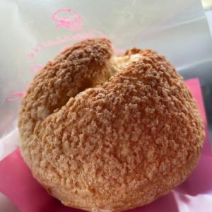 ずっしり美味しいクッキーシュー