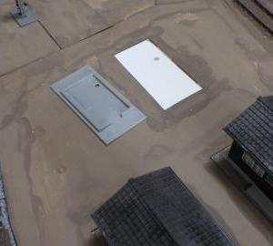 構内建物用のトイレを作る