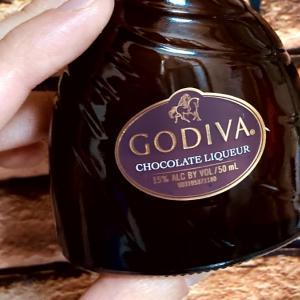 GODIVAのお酒、感想&レビュー!ミニサイズもあるチョコレートリキュール