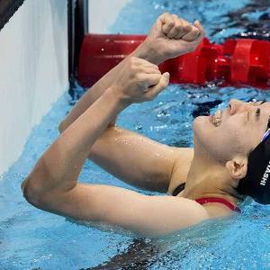 【速報】大橋悠依、金メダル🥇! 競泳 400m個人メドレー  ★3  [豆次郎★]