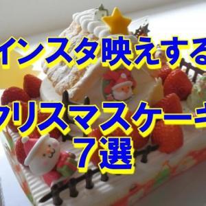 インスタ映えするクリスマスケーキ!ネット通販予約可能なセンス光る人気ケーキ7選