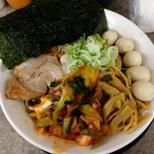 ラーメン鬼首小松島店「煮干しのEX+ネギキムチ」を実食