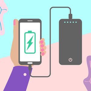 小型・軽量モバイルバッテリー3選!【防災ポーチで携帯】