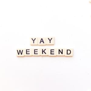 【週末の楽しみ方】週末くらい嫌なこと全部忘れて楽しむべき!【お一人様向け】