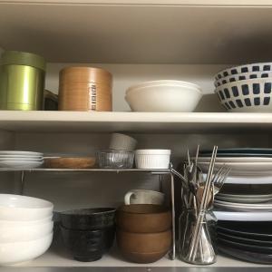 食器収納は使いやすさが1番!4つの工夫で便利になりました