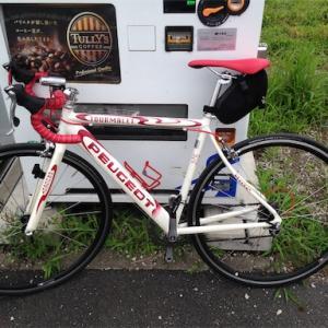 過去に所有した自転車 アルミロード