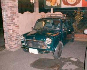 20年前に乗っていたmini