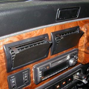Miniのエアコン冷気セーバー