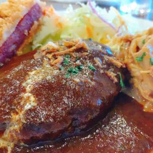 【難波/ハンバーグ】洋食レストラン 犇屋(ひしめきや)なんばOCAT店の店舗情報と実食レポ