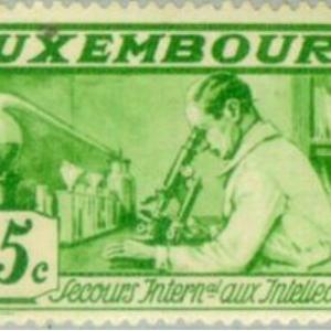 切手に見る臨床検査-3.病理学的検査-