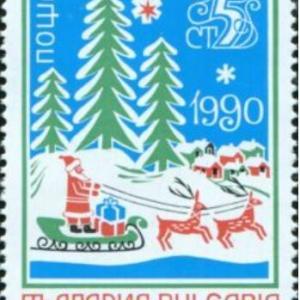 クリスマス特集-1.クリスマス切手-