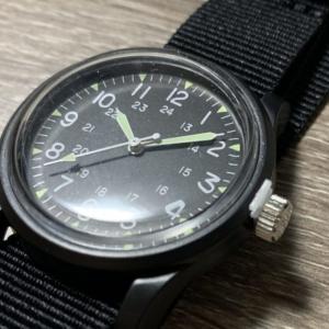 【元値2900円?!】ダイソー500円腕時計ミリウォッチはコスパ最強のミリタリーウォッチ!