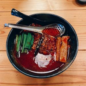 宜野湾市・麺恋まうろあの1月限定麺「台湾ラーメン」を食べてきた!ちょい辛でイイ刺激!