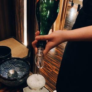 宜野湾市・「いくた」で旬な魚と日本酒でハッピータイム♪