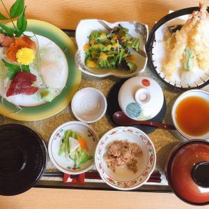 南仙台の「和食の穴場」食楽「粋蓮」で「金華さば御膳」のBIGな「金華さば」に驚き、旨さに感激しました