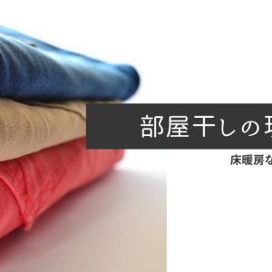 【一条工務店】部屋干しの現実!床暖房なしだと洗濯物は乾かない?