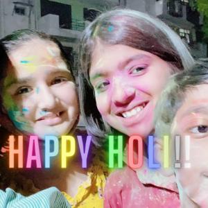 インドのお祭りホーリー!Holika DahanとHoli【2日間のお祭り】
