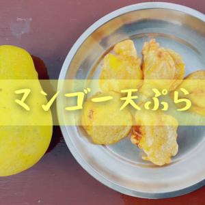 マンゴーパコラを初めて食べた!うま!!【マンゴー大国インド】