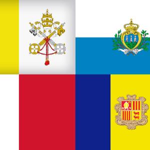 【世界遺産を巡る旅】バチカン、サンマリノ、マルタ、アンドラ