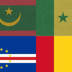 【世界遺産を巡る旅】モーリタニア、セネガル、カーポべルデ、ギニア
