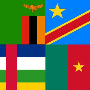 【世界遺産を巡る旅】ザンビア、コンゴ民主共和国、中央アフリカ、カメルーン