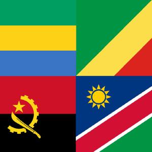 【世界遺産を巡る旅】ガボン、コンゴ共和国、アンゴラ、ナミビア
