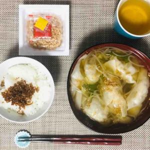 水餃子🥟朝昼兼用