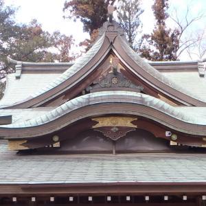 茨城県・常総市/一言主神社・大生郷天満宮を参拝しました