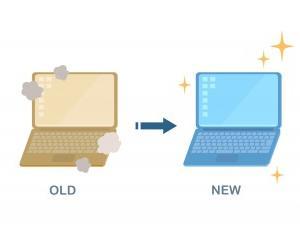 ノートパソコン 購入のポイント(ブログ初心者)