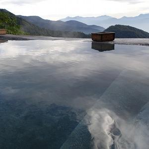 白馬鑓温泉小屋(はくばやりおんせんごや)*長野県北安曇郡白馬村