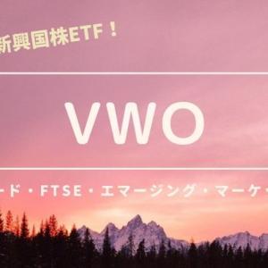 低コスト新興国株ETF<VWO>を徹底解説!【株価、配当、構成銘柄】
