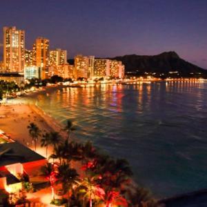ハワイに行ったつもりになれる二日目のブログ
