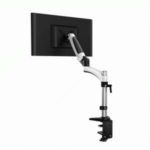 【ヒキコモラー流PC環境快適化計画8】Alloyseed 4軸モニターアームを仰向け環境で試す