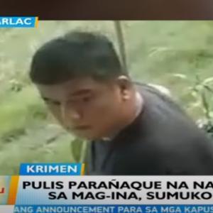 フィリピン警官が娘の目前で親子を○○!!一部始終のビデオで騒然・・
