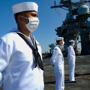 自分たちの子を出産したガールフレンドを〇〇したのは元米海軍兵・・