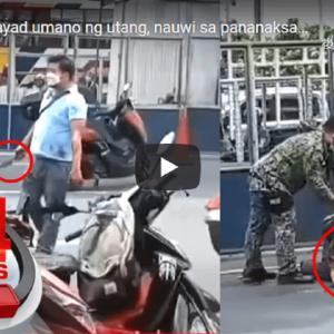 カメラが捉えた血だらけの被害者!刃物男が白昼大通りで暴れたワケ・・