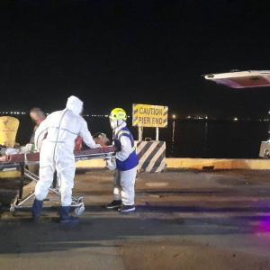 インド寄港の船員2名危篤で半数感染し帰国!//新たな入国規制が決定・・