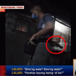 (動画)フィリピン警察官が子供の前で女性を射殺!繰り返される悲劇・・