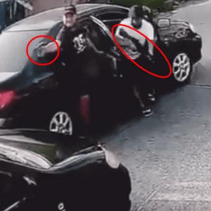 カメラが捉えたフィリピン警察官が必要なまでに○○される衝撃映像!