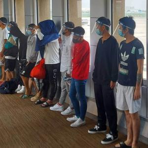 フィリピン特殊詐欺日本人10名を強制送還!入管拘束中も詐欺は継続か・・