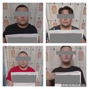 21歳を○○した3人の○○人と1人のフィリピン人をホテル前で逮捕・・