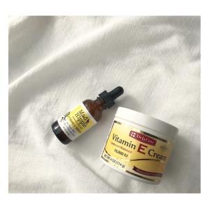 【iHerb】ビタミンCとEの組み合わせでフワッモチッサラッ肌に! マッドヒッピー美容液とデラクルーズのクリーム