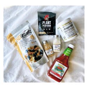 【iHerb】California Gold Nutrition セール購入品 コラーゲンパウダーやタンパク質がとれる絶品グラノーラrなど