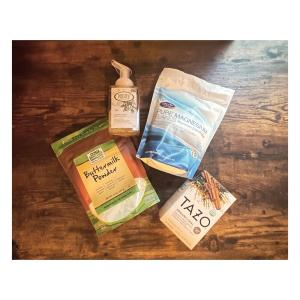 【iHerb】日替わりセール購入品! スタバで取り扱っていたチャイやジャスミンの香りのハンドソープなど