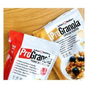 【iHerb】ダイエットにおすすめ!高タンパク、低糖質のおいしすぎるグラノーラ!Julian Bakery プロ・グラノーラ