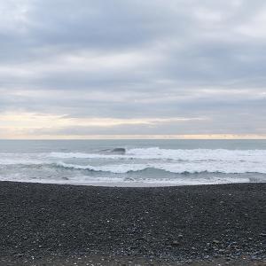 2019/12/10 静波の波良くなってました